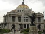 Palacio de Bellas Artes - Mexico City, Mexico (1913)