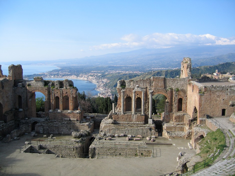 Taormina Theatre